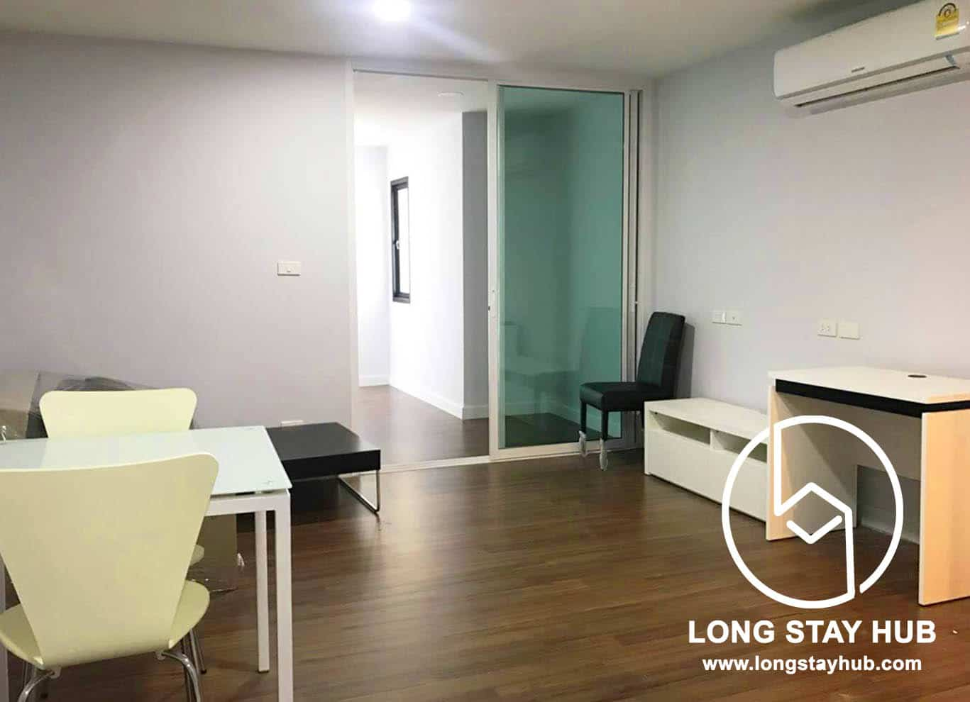 Brand-new Peaceful One-bedroom unit at Punna Oasis building 2