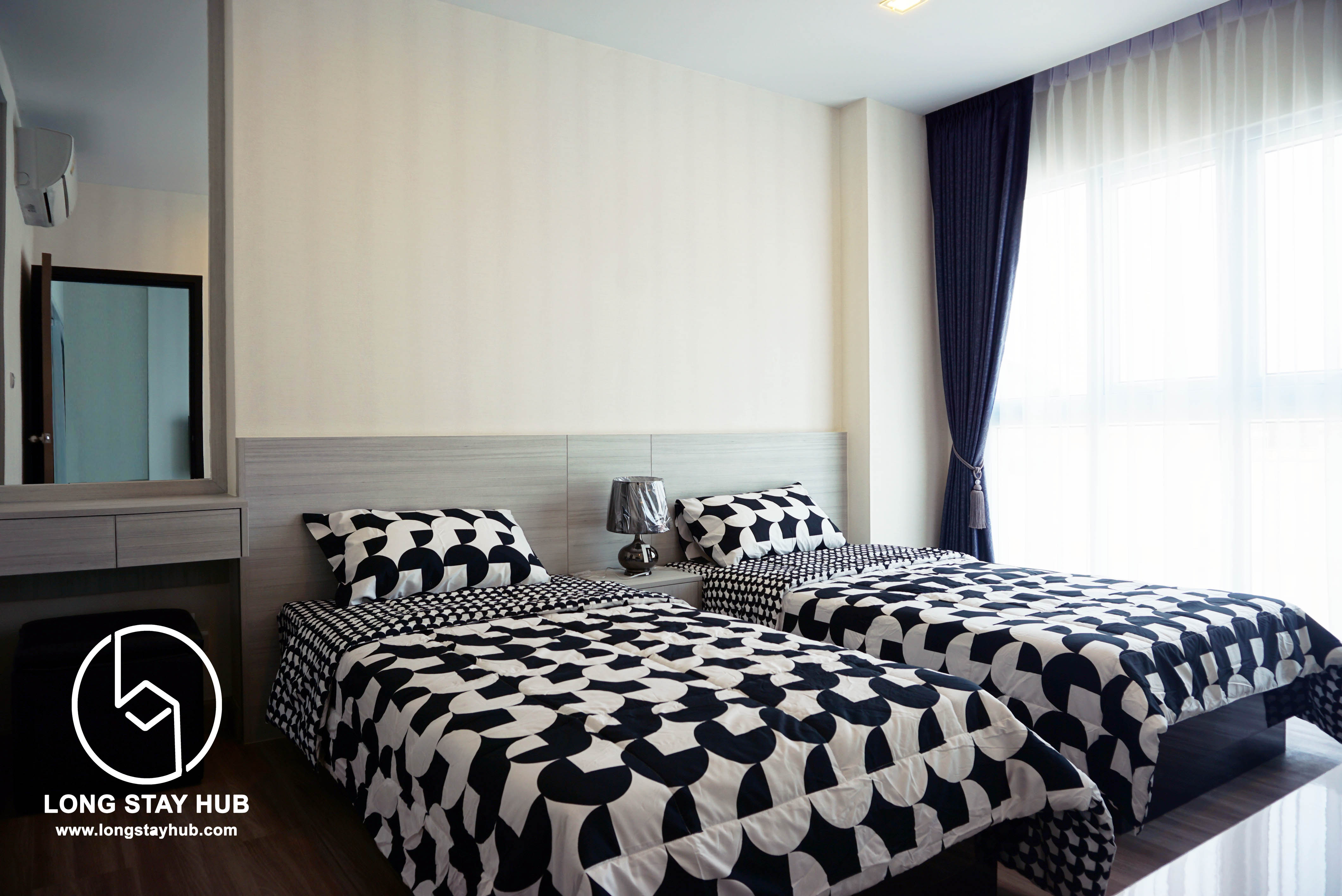 One Bedroom Condominium At Prio Signature Near Central Plaza Chiang Mai Airport