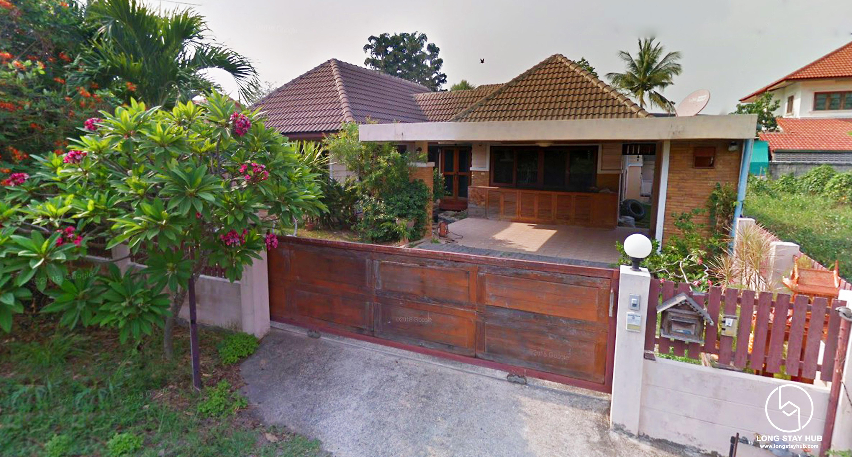 Japanese-style single-family house At Romyen Place 1, Pa Ton