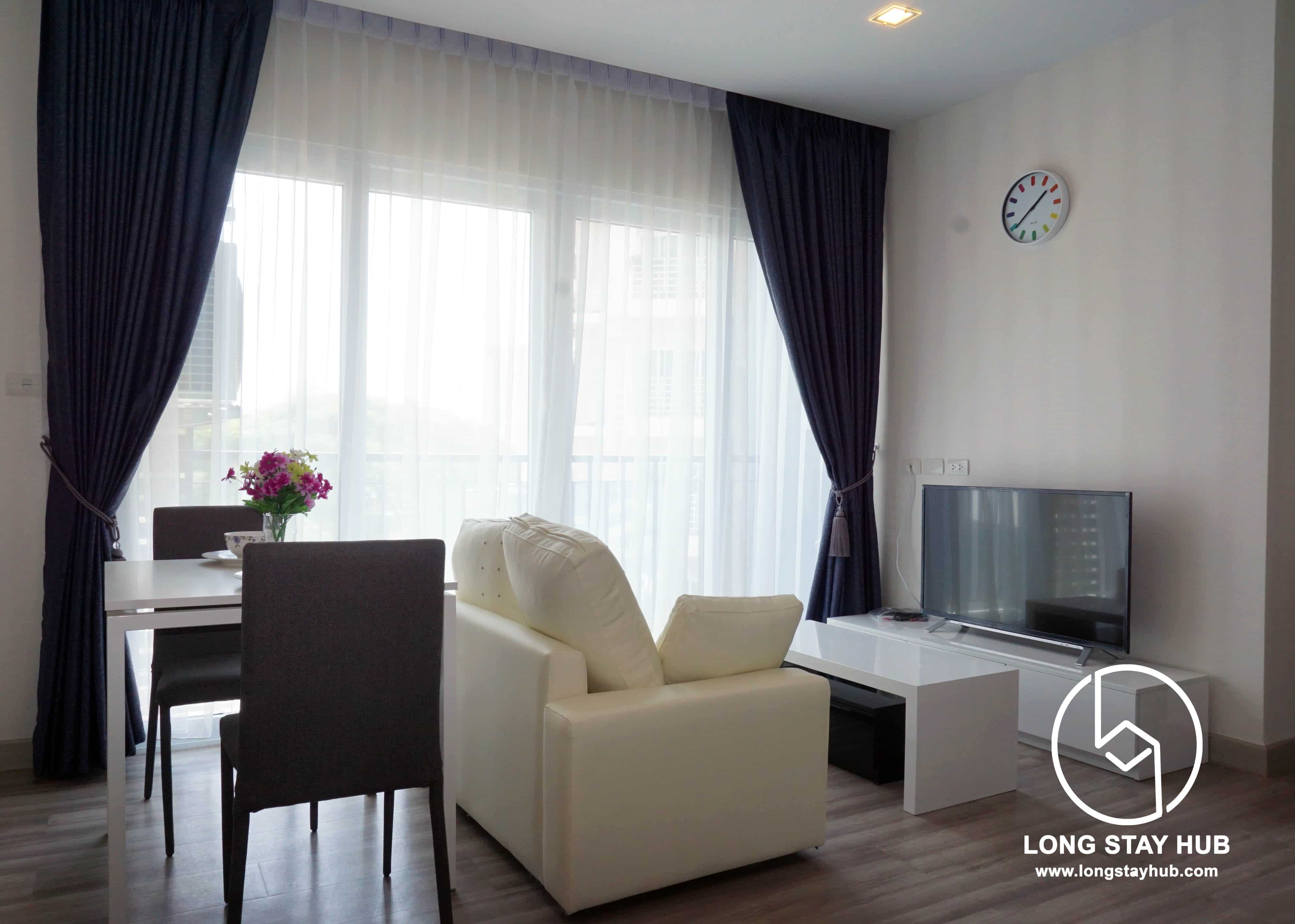 One Bedroom Unit At Prio Signature Near Central Plaza Chiang Mai Airport