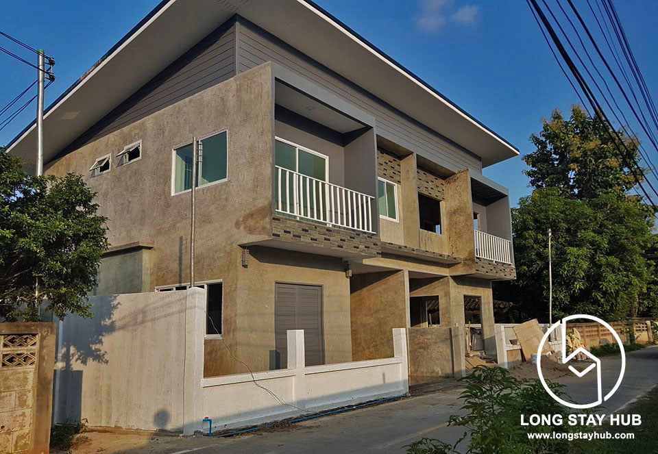 2 Newly Built Semi-Detached (Duplex) Houses FOR SALE! located in Hangdong
