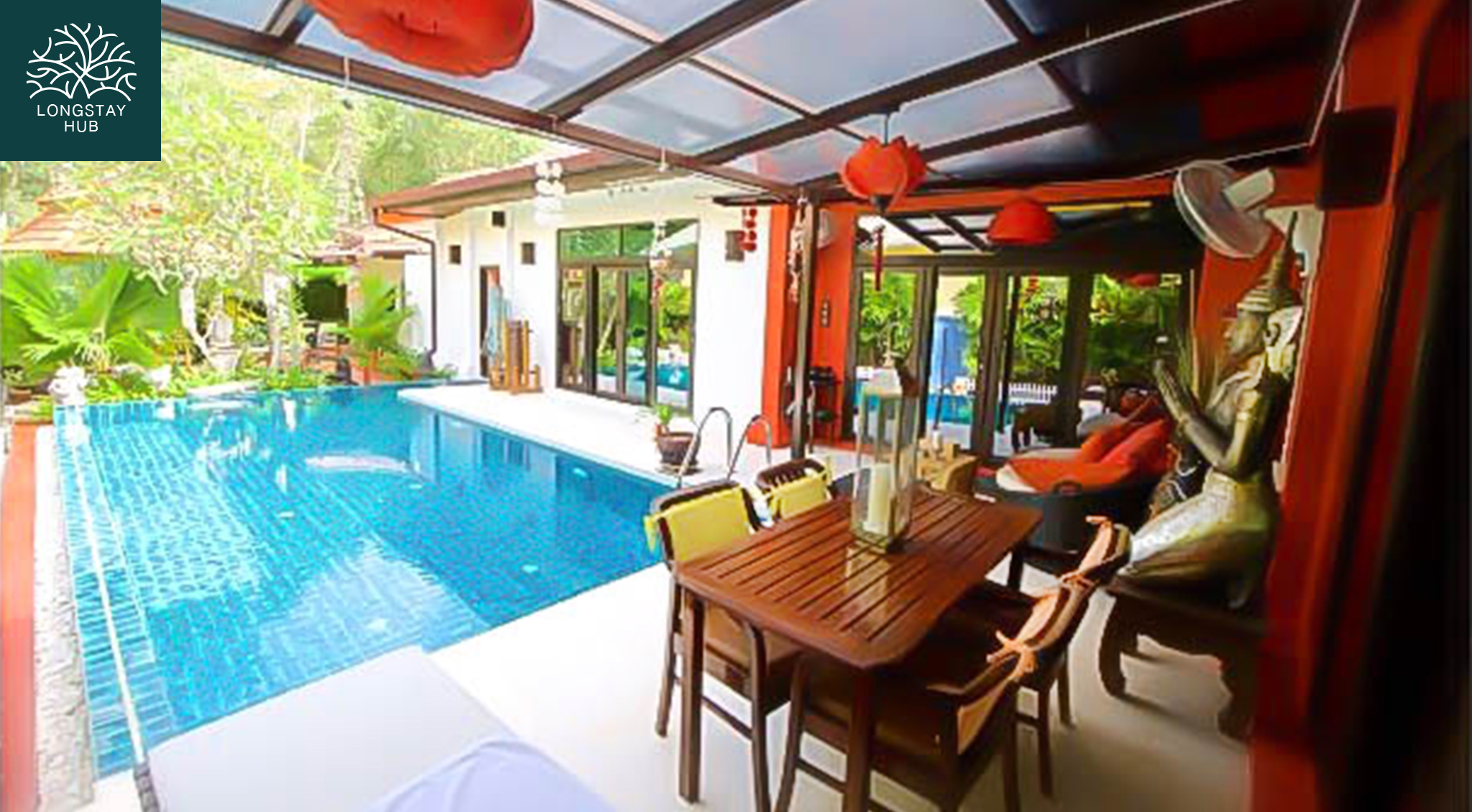 2 Bedroom Wayukita Pool Villa in Phuket,Thailand