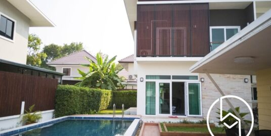 (Rented) Modern 3 bedroom house For rent with Private Swimming pool Gym and Sauna  in Hang Dong Area
