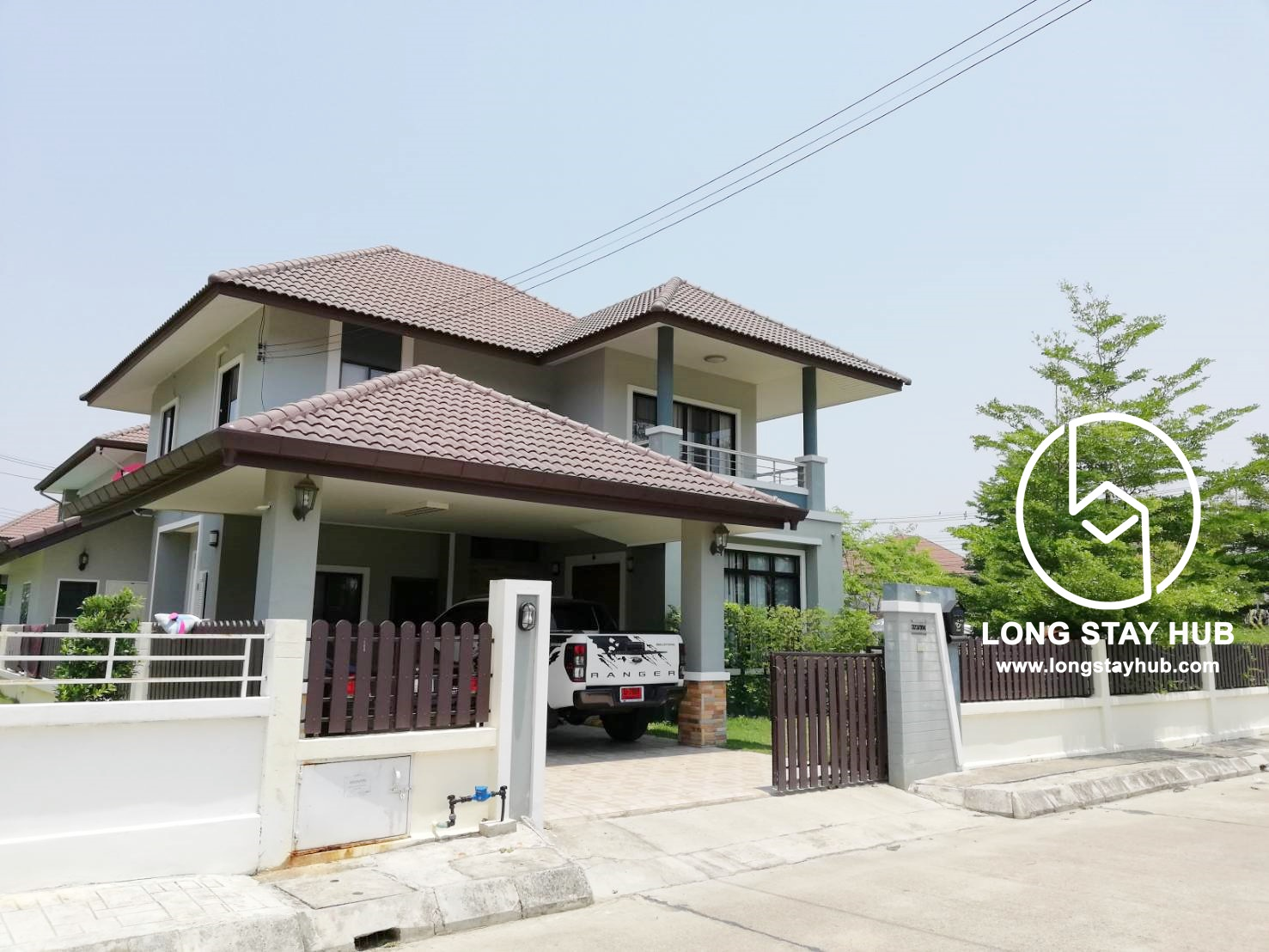 A fully furnished family style house For sale in Hang Dong area