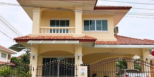 House For Rent Located at Siwalai 3 Village, San Khampang