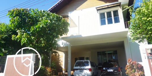 (Rented) Fully Furnished Modern 4 Bedroom House For Rent at Chang Puek Area