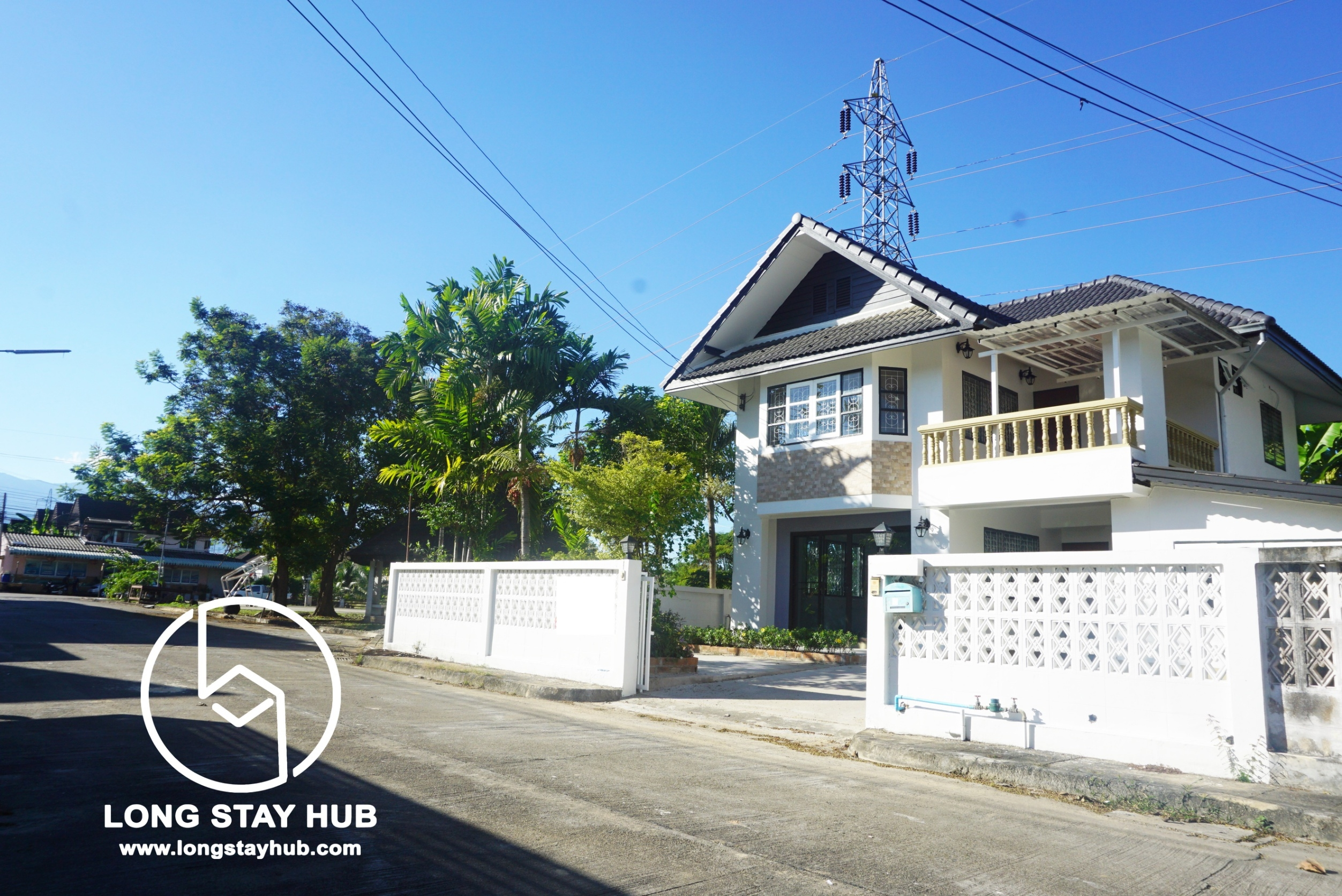 House for sale with  nice atmosphere and Quiet Area