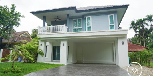 [Rented] Brand new house with peaceful neighbor at Lanna Home