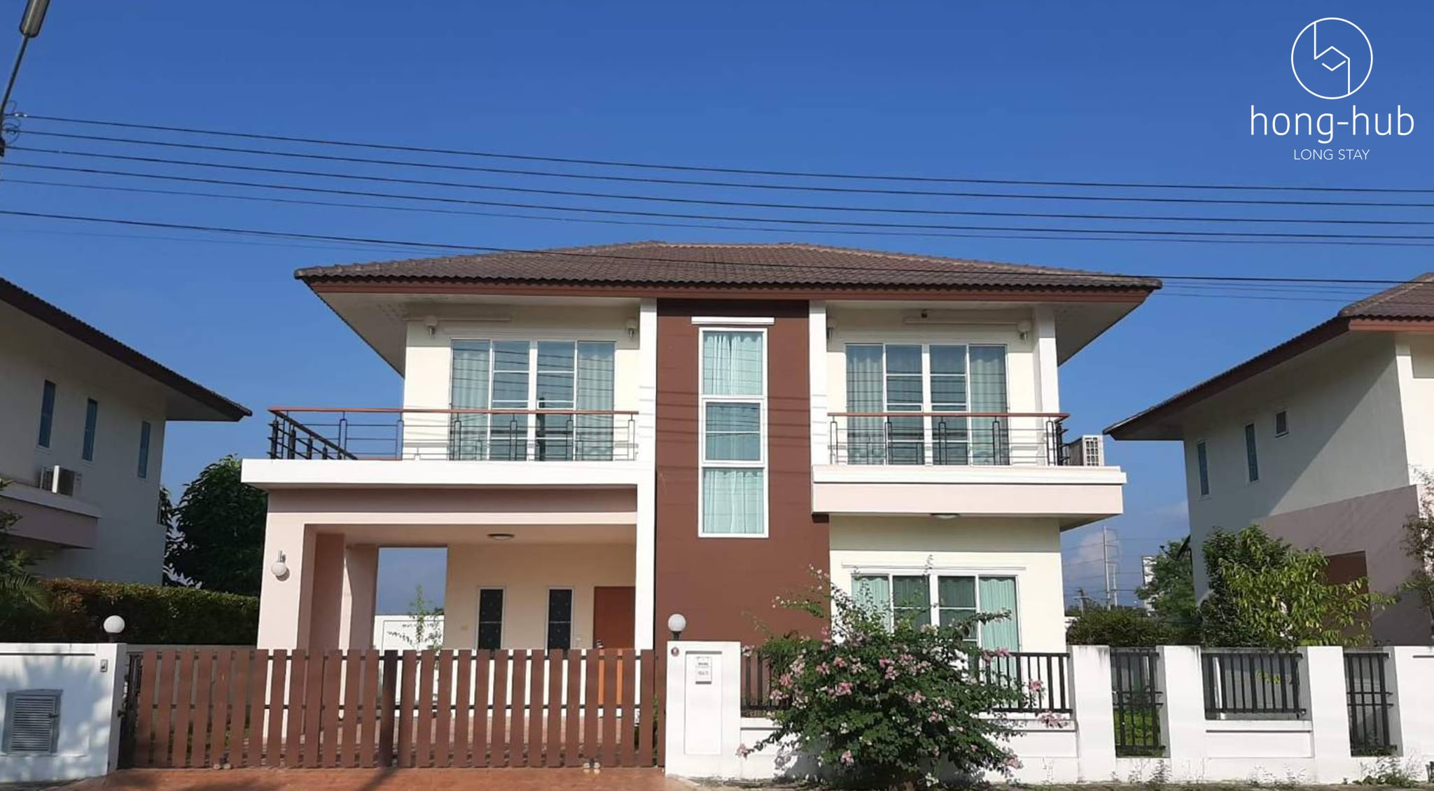 3-Bedroom Family House near Kad Farang Village For SALE